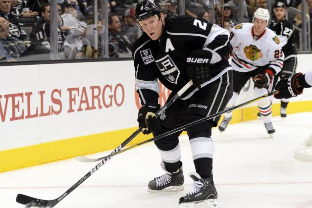 5 Defensemen the Los Angeles Kings Should Target to Replace Matt Greene