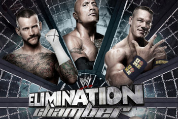 WWE Elimination Chamber 2013: Ranking the 5 Coolest Cage-Match Variations