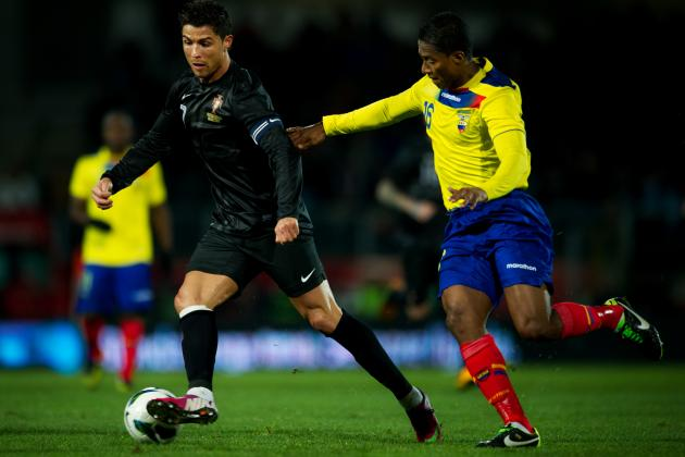5 Lessons from Portugal's 3-2 Loss to Ecuador in Their International Friendly
