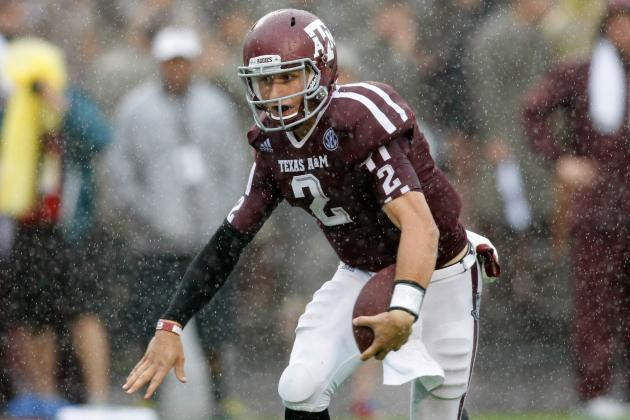 College Football's Most Dangerous Dual-Threat Quarterbacks for 2013