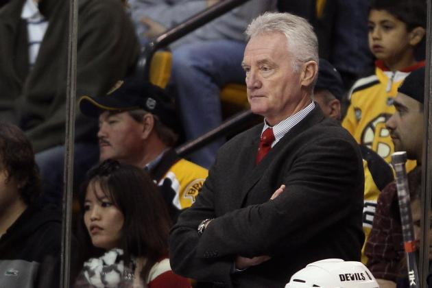 2013 San Jose Sharks: 5 Ways Larry Robinson Has Helped
