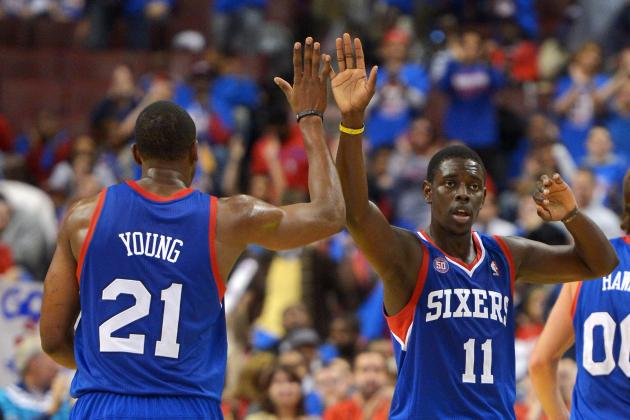 Jrue Holiday Tops Philadelphia 76ers Midseason Awards