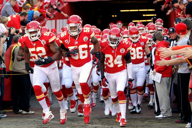 Kansas City Chiefs: Where These 8 Chiefs Players Must Improve in 2013