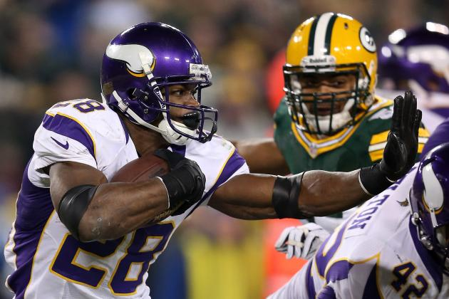 Where These 6 Vikings Stars Must Improve in 2013
