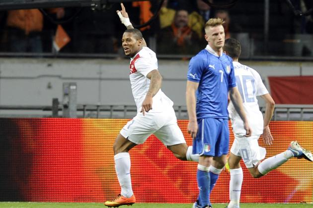Netherlands vs. Italy: 6 Things We Learned from This International Friendly