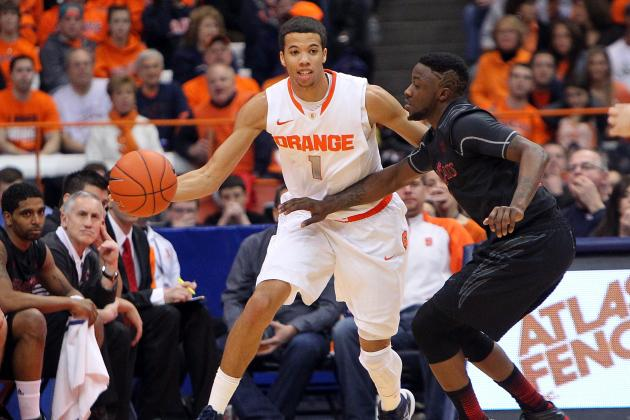 Syracuse Basketball: 5 Best NBA Draft Scenarios for Michael Carter-Williams