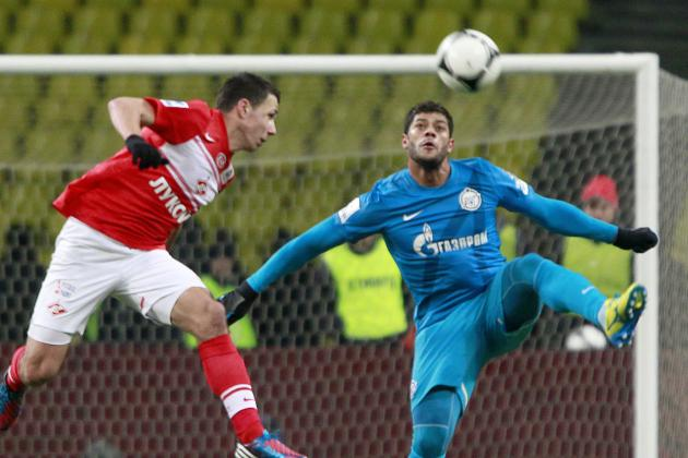 Zenit vs. Liverpool: 5 Players for the Reds to Watch for in Europa League