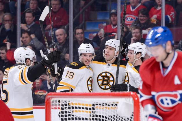 4 Areas Where the Boston Bruins Need to Improve