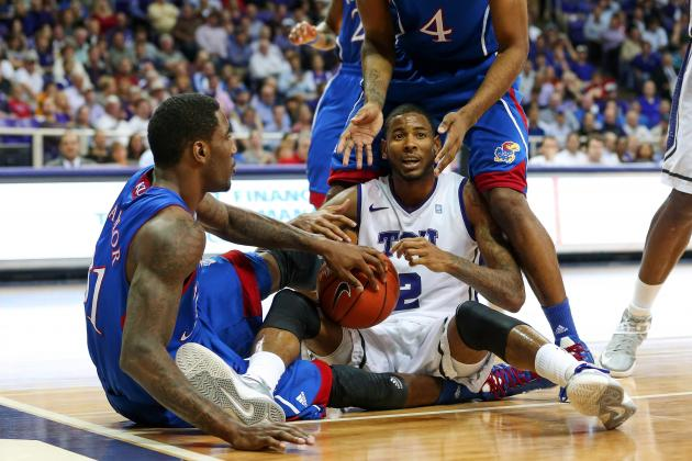Kansas Basketball: Suddenly Jayhawks Facing More Questions Than Answers