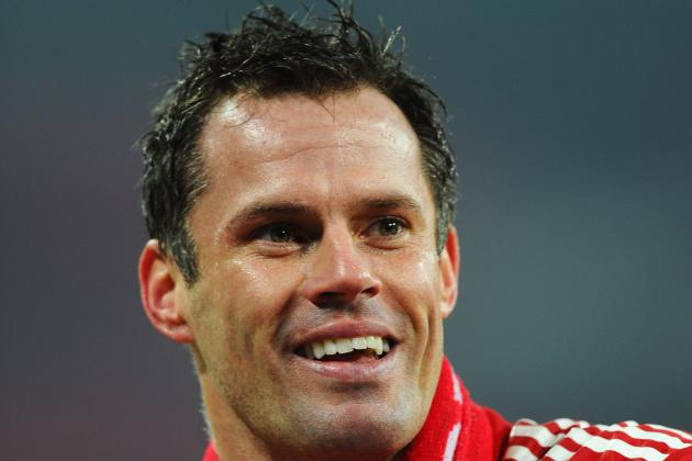 Jamie Carragher: The Liverpool Defender's 5 Most Memorable Games for the Reds