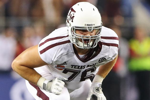 Miami Dolphins: Trading Up for Luke Joeckel in the 2013 NFL Draft