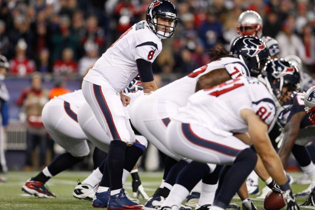 Houston Texans: Grading Each Position Heading into Free Agency