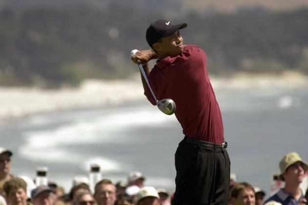 Ranking Tiger Woods' Best Rounds Ever