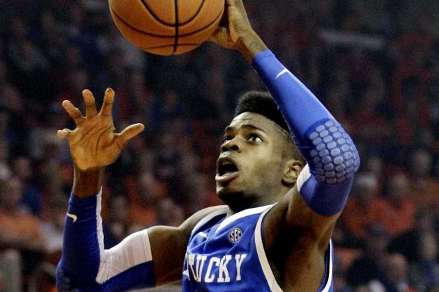 Kentucky Basketball: Ranking the Wildcats' Most Exciting Players