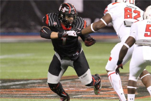 Freshman-Year Predictions for the Top 25 2013 Recruits