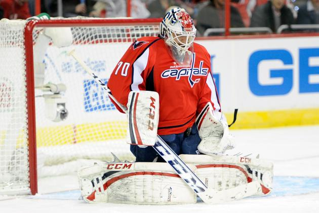 Who Will Win the Battle in Net for the Washington Capitals
