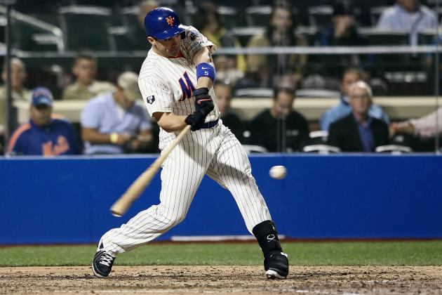 Top 10 Most Productive Hitters in Mets Organization from 2012