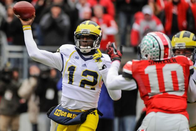 Michigan Football: 5 Reasons Wolverines Will Win National Title Within 5 Years