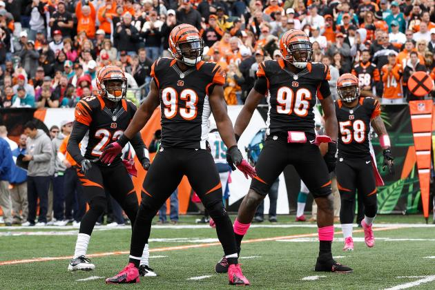 Cincinnati Bengals: Top 5 Free Agents That Should Be Brought Back in 2013