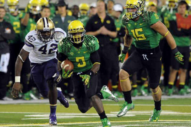 Oregon Football: 10 Ducks Under the Most Pressure This Spring