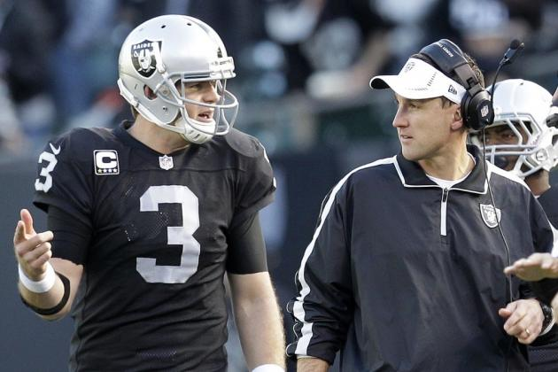 Oakland Raiders Breakdown: Quarterback