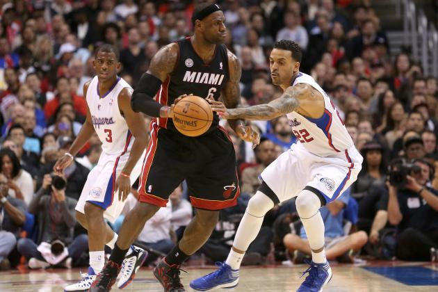Miami Heat: Preview of Miami Heat vs. Los Angeles Clippers