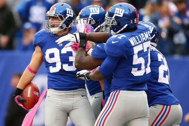 Grading Strength of Each Position on New York Giants' Roster Heading into FA