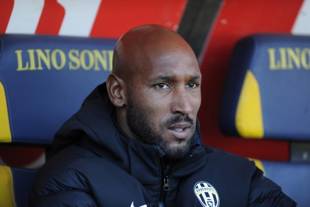 What Juventus Should Expect from Nicolas Anelka