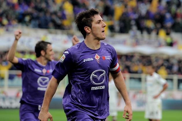 Arsenal Transfer Rumors: Analysing the Chances of Stevan Jovetic Joining Arsenal