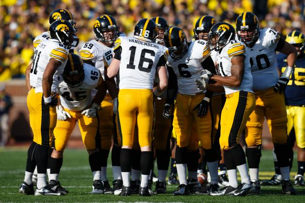 Iowa Football: Hawkeyes' 7 Biggest Needs for the 2014 Recruiting Class