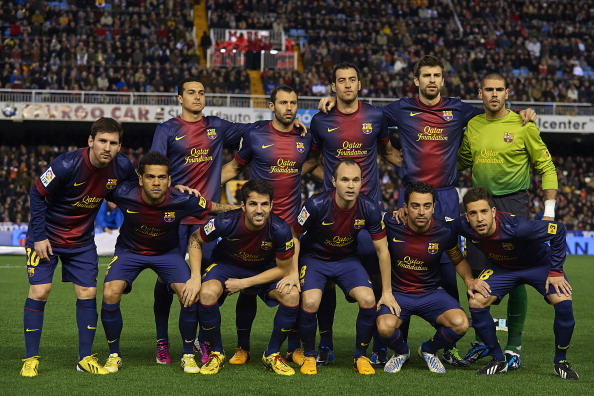 FC Barcelona:  Top 20 Reasons They Are the La Liga Team of the Week