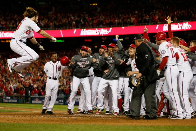 Ranking World Series Contenders Heading into Spring Training