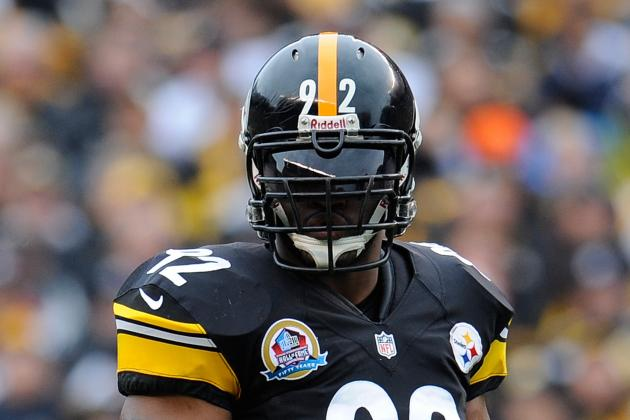 Prime Cut-Candidates for the Steelers This Offseason