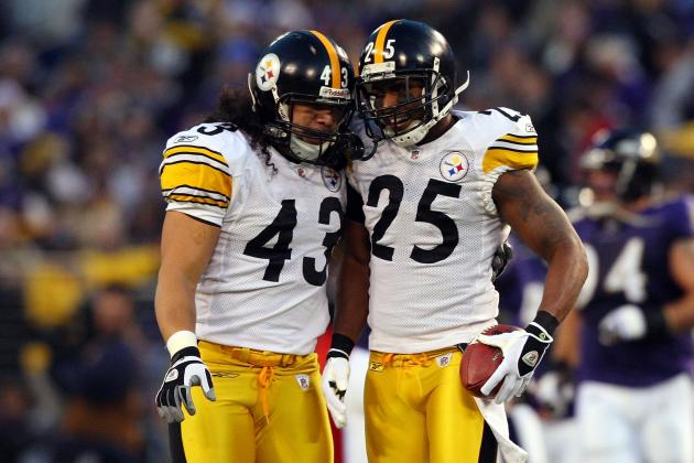 Pittsburgh Steelers: 7 Safeties the Steelers Could Draft in 2013