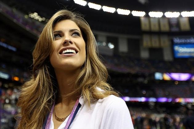 The 40 Most Popular Female Sports Reporters