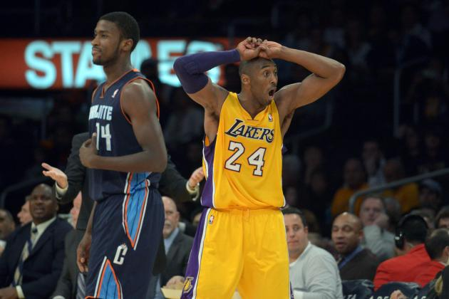 LA Lakers vs. Charlotte Bobcats: Postgame Grades and Analysis for LA
