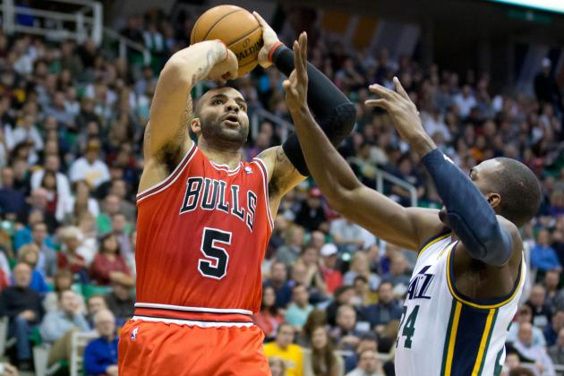 Chicago Bulls vs. Utah Jazz: Postgame Grades and Analysis for Chicago