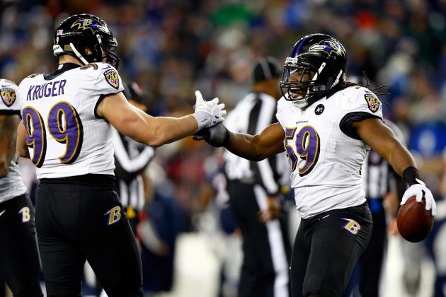 6 Contributors to Baltimore's Super Bowl Run That Will Not Return