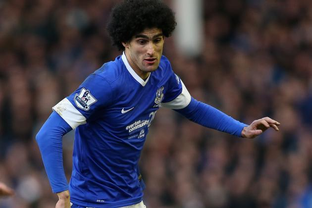 World Football Gossip Roundup: Fellaini, Benteke, Mame Diouf