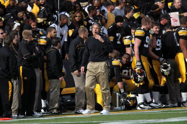 Iowa Football: 5 Underclassmen the Hawkeyes Can Build Around in 2013