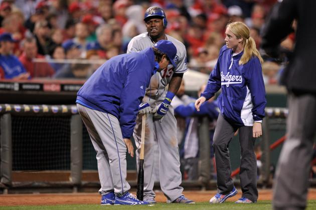Los Angeles Dodgers Team Health Report: 2013 Injury Risk for Every Starter