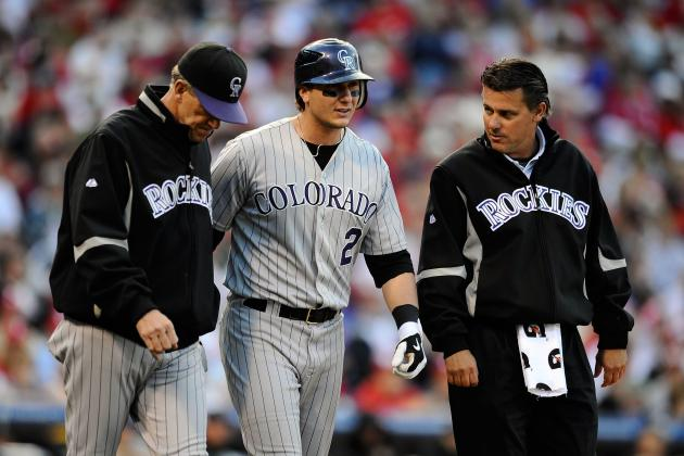 Colorado Rockies Team Health Report: 2013 Injury Risk for Every Starter