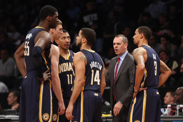 Indiana Pacers: Breaking Down the Pacers' Potential 2013 Playoff Matchups