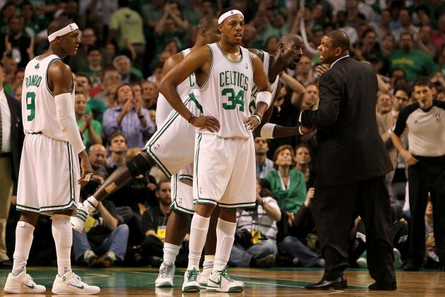 Why Boston Celtics Core Must Stay Together in 2013