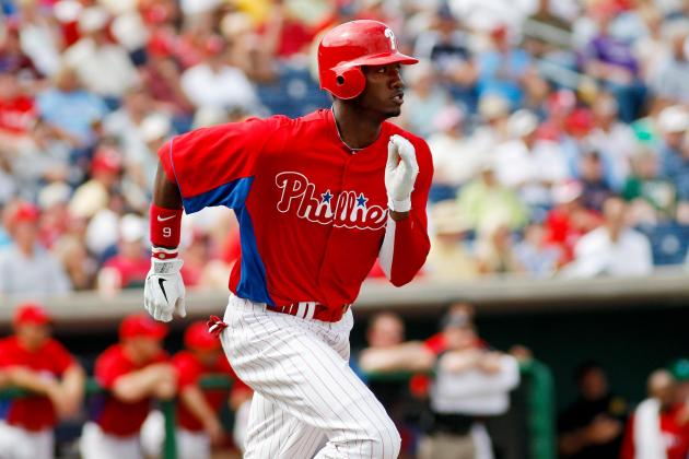 Predictions for Phillies' Opening-Day 25-Man Roster Entering Spring Training
