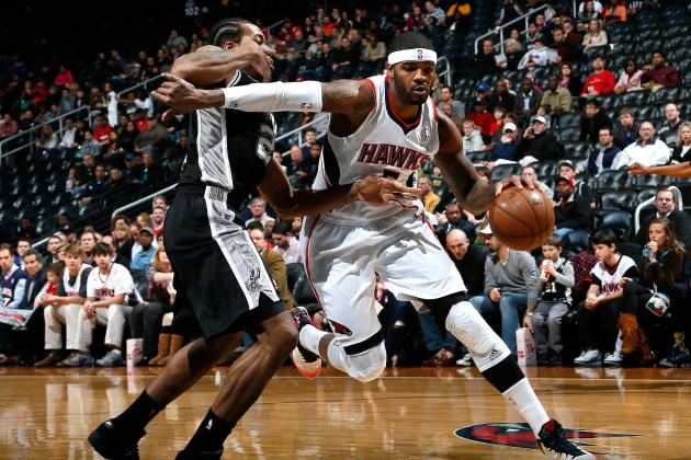 4 Teams That Could Deal for Atlanta Hawks' Josh Smith