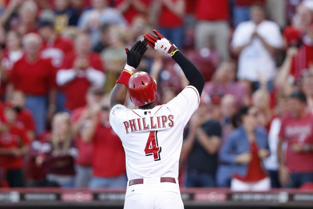 One Stat That Sums Up Each Cincinnati Reds Position Player's 2012 Season