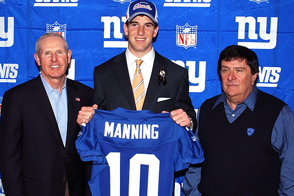 New York Giants: Ranking Their Three Greatest GMs