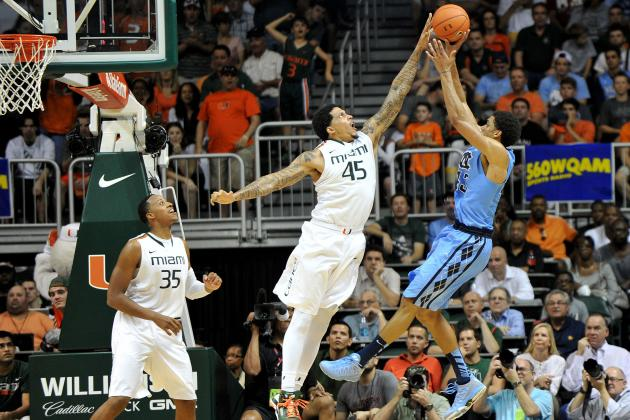 North Carolina Basketball: 10 Things We Learned from the Loss to Miami