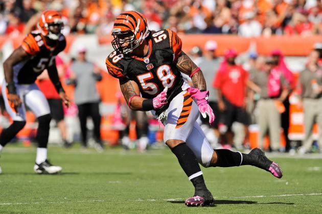 Cincinnati Bengals: Top 5 Free Agents Who Should Not Be Re-Signed for 2013